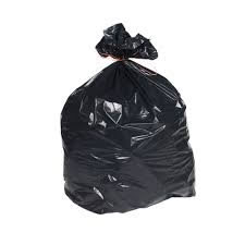 Polythene Black Refuse Sack