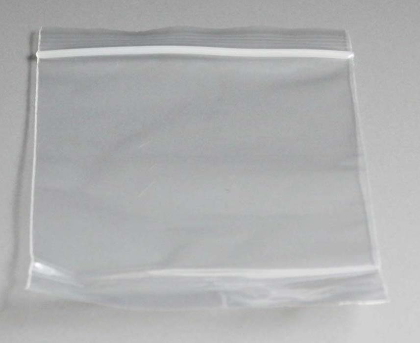 Polythene Plain Grip Seal Bags